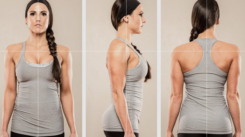 What are the benefits of a good body posture?